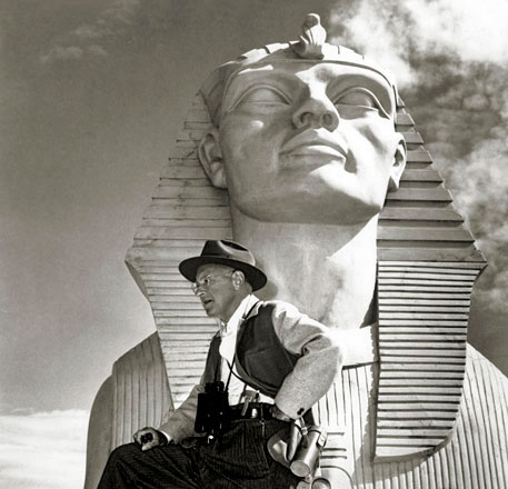 DeMille in Egypt