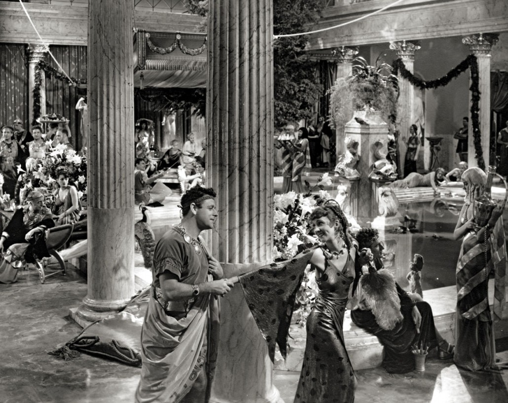 Cleopatra Cecil B Demille
