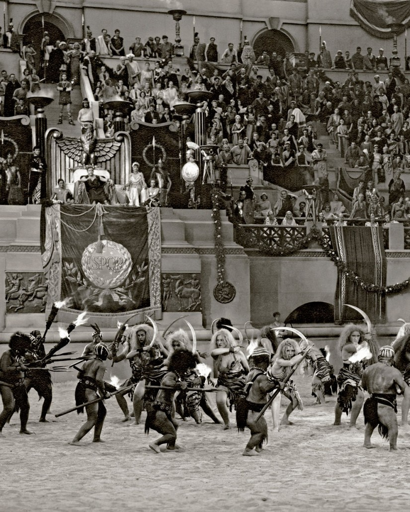 The Sign of the Cross – Cecil B. DeMille