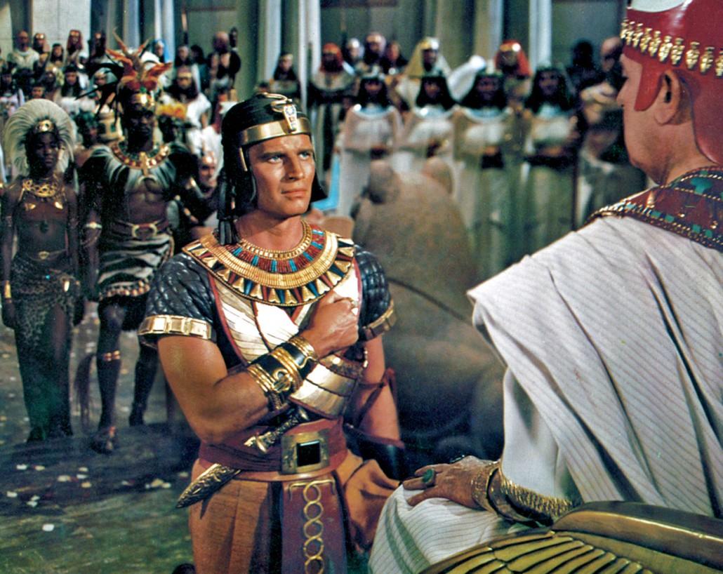 The Ten Commandments – Cecil B. DeMille